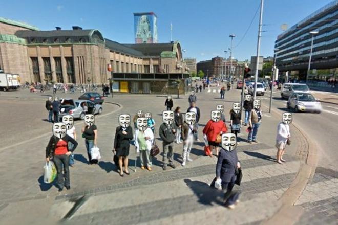 Virtuality google maps placeholder