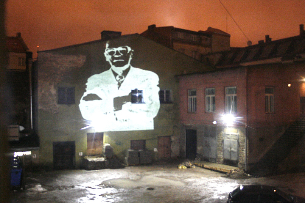 Urban projection lab