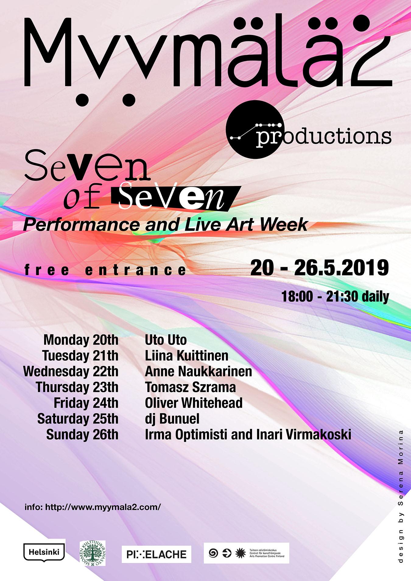 Performances event web2