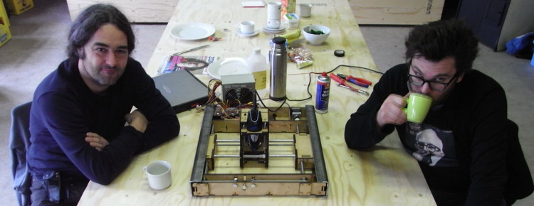 Timelab mini cnc2