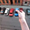 Thumb handy parking