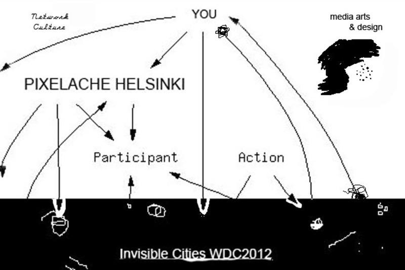 Standard open map pixelache helsinki invisible cities wdc20121