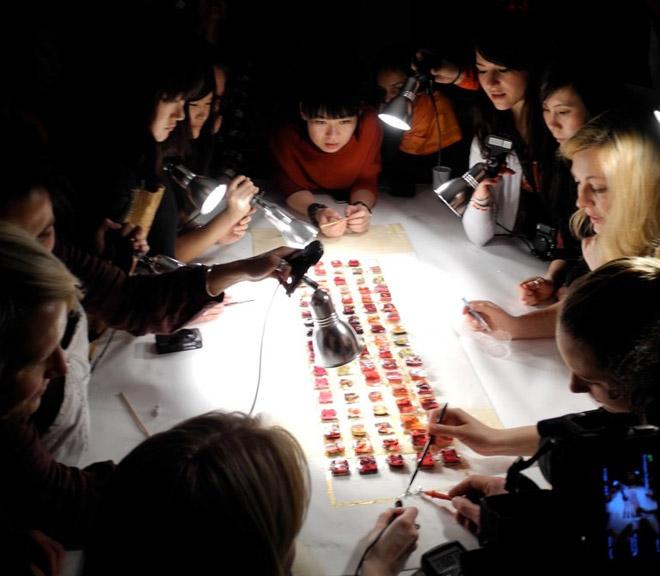 Bartaku textile futures