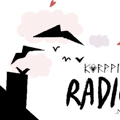 Box korppiradio flyer