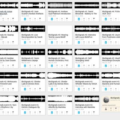 Box biosignals archive dot org